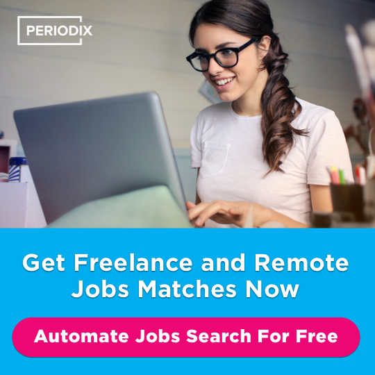 Get Freelance and Remote Jobs Matches Now